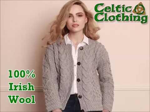 Traditional Irish Sweaters: Men and Women's