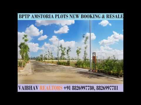 303 Sq.Yards Plots For Resale in Bptp Amstoria Sector 102 Gurgaon Haryana India