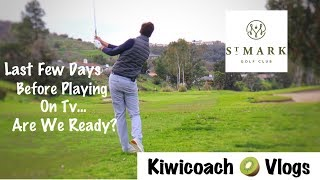 Golf Course Vlog - Kiwicoach Preps For Japan Episode 2 (Kiwicoach Vlogs)
