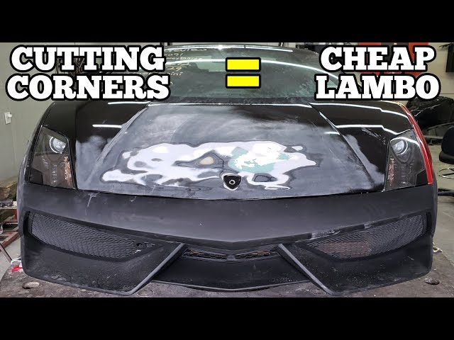 My Rebuilt Lamborghini Gallardo LP560 is the Worlds CHEAPEST! But Is It Safe to Drive?