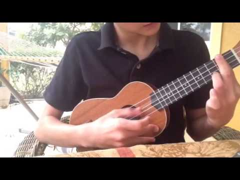 Stairway To Heaven Ukulele Tutorial Youtube