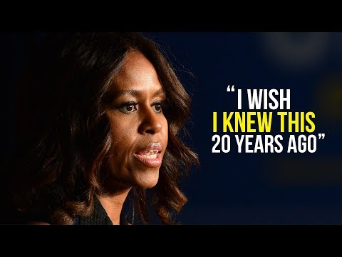 Michelle Obama's Best Advice For Students | How To Succeed In Life
