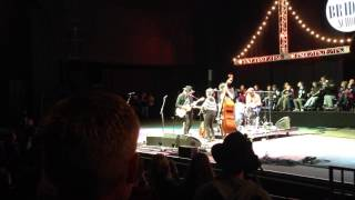 Neil Young, Norah Jones & Puss N Boots - Down By The River - 10/25/14