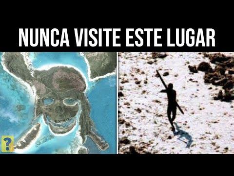 NUNCA VISITE ESTE LUGAR - ILHA SENTINELA...