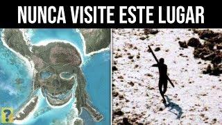 NUNCA VISITE ESTE LUGAR - ILHA SENTINELA DO NORTE !!