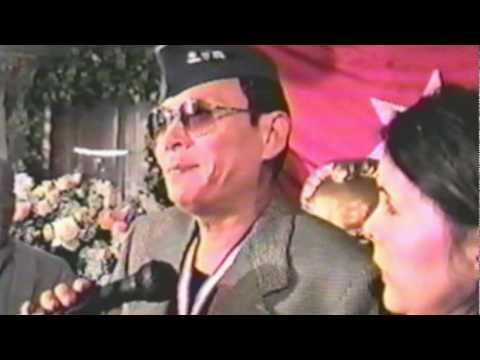 LY TONG - Freedom Fighter, Hero's Welcome Back Parade in Florida, Jan. 9-2000