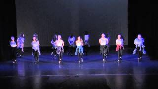 Belvoir Terrace - Summer Girls Dance Camp - Int.Tap - Summer Dance Camp