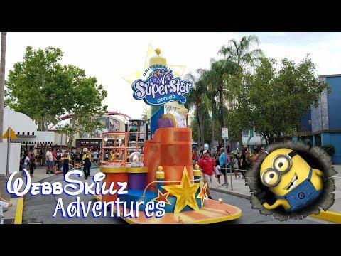 Universal's Superstar Parade at Universal Studios Orlando