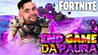 Fortnite : End Game Pazzesco , un Ninja Silenzioso 👑