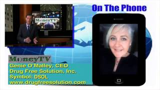 Drug Free Solution Announces New Ticker Symbol- MoneyTV with Donald Baillargeon