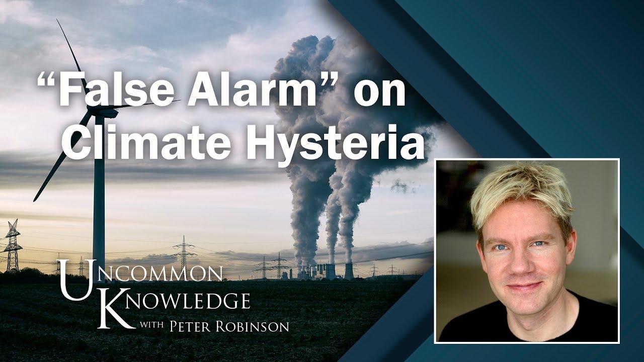 "Download Bjorn Lomborg Declares ""False Alarm"" on Climate Hysteria"