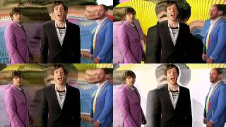 WTF 4 variations #1 - OK Go video remix