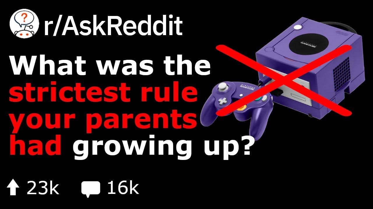(Fresh) The Most INSANE Rule Your Strict Parents Had? (Reddit Stories  r/AskReddit)
