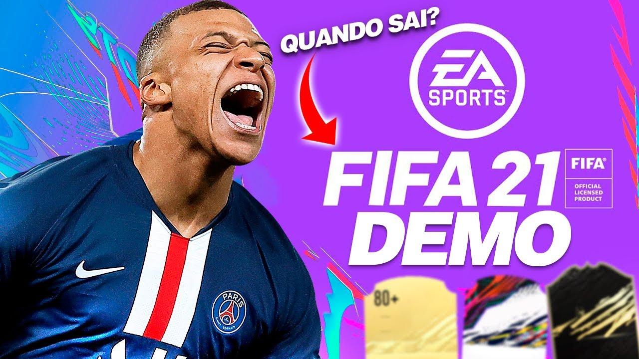 FIFA 21 | DATAS DE LANÇAMENTO DEMO, WEB APP E MAIS ?☑️? || LINKER ||