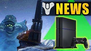 Season 11 Update! - CONSOLE BUFF! - New Teasers! - Destiny 2 News