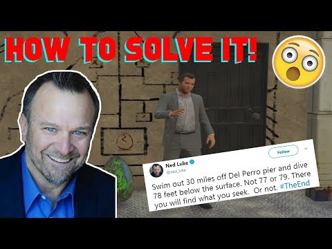 GTA 5 - Michael's Voice Actor Told us HOW TO SOLVE THE MOUNT CHILIAD MYSTERY