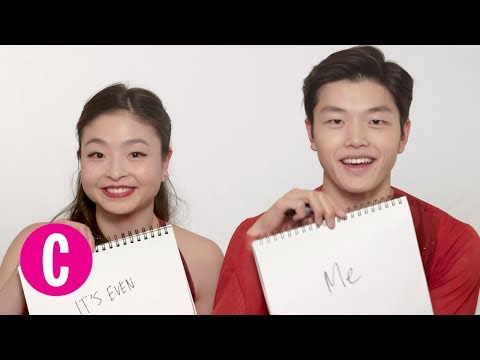 Download Youtube: Olympic Ice Dancers Maia & Alex Shibutani Play The Newlywed Game | Cosmopolitan