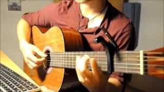 Bài hát tặng em - Guitar