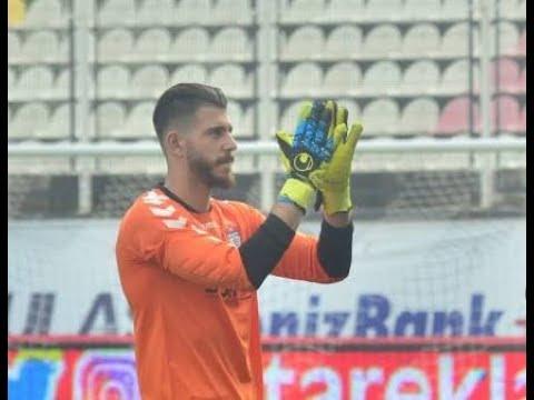 90+3'te Kaleci Gol Attı!   Denizlispor - Manisaspor Maçı