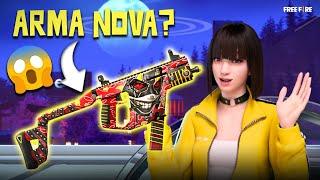 🤯 ARMA NOVA? KELLY SUMIU? 🤯  - Fala, Free Fire! Episódio 4