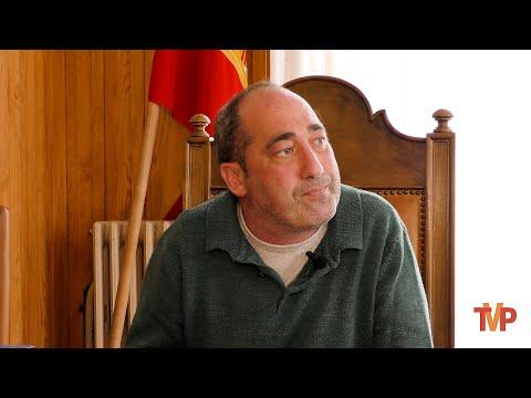 Entrevista a José Llorente Alonso, alcalde de Covaleda
