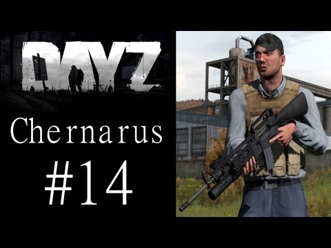DayZ Chernarus - Part 14 - Stashing Our Loot