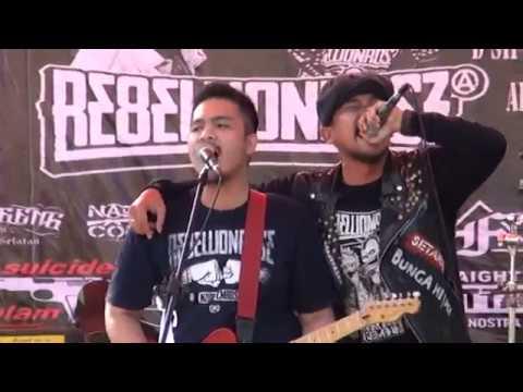 Rebellion rose 3RD Anniversary NKF Lumajang Selatan (Pasirian)