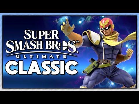 Super Smash Bros. Ultimate - Classic | Captain Falcon thumbnail
