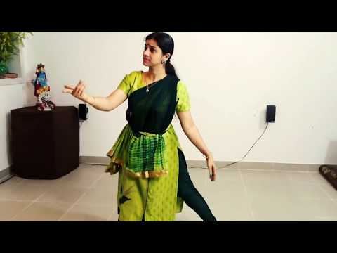 DANCE DEPICTION OF INI VARUNNORU THALAMURAIKKU - KAVITHA