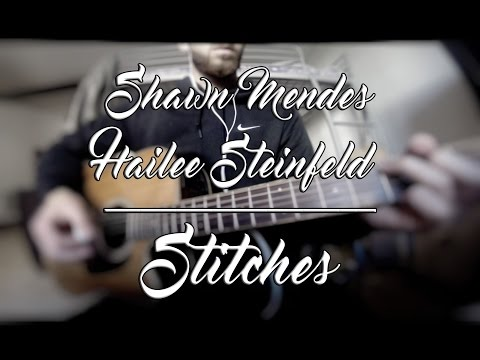 Shawn Mendes & Hailee Steinfeld - Stitches (Acoustic Guitar Cover)