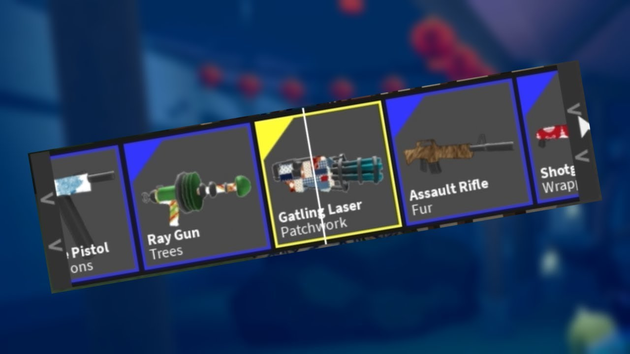Roblox Silent Assassin Christmas Case Code Youtube