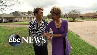 Robin Roberts honors her sister as she retires after 40 years as a journalist