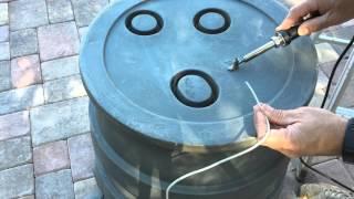 Polyethylene Welding 1