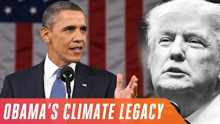 Judges, not Trump, will decide Obama's environmental legacy
