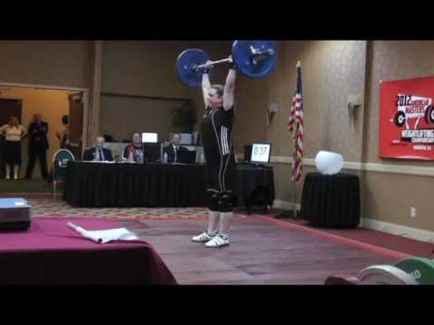 2012 American Masters Championships 4554 Women