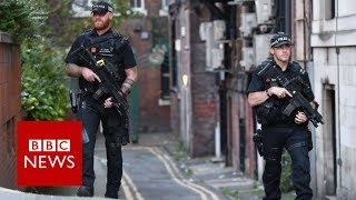 Repeat youtube video Manchester attack: UK terror threat level raised to critical - BBC News
