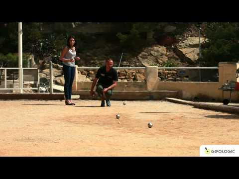 THE RULES OF PETANQUE GAME