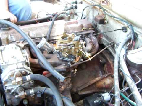 hqdefault 225 slant six carb youtube  at n-0.co