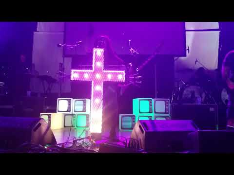 """12-1-2018 Ministry """"Just One Fix"""" The Majestic (Detroit show) live."""
