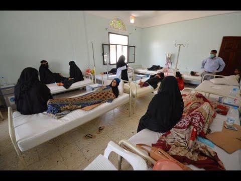 أخبار صحية | #الكوليرا يصيب أكثر من 200 ألف يمني  - نشر قبل 3 ساعة