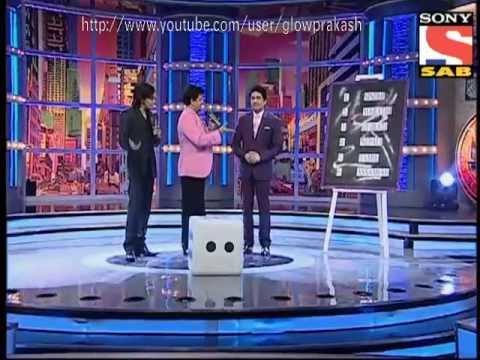 Udit And Aditya Narayan singing nepali song on Indian Television