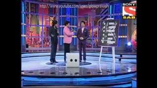 Udit And Aditya Narayan singing nepali song on Indian Television