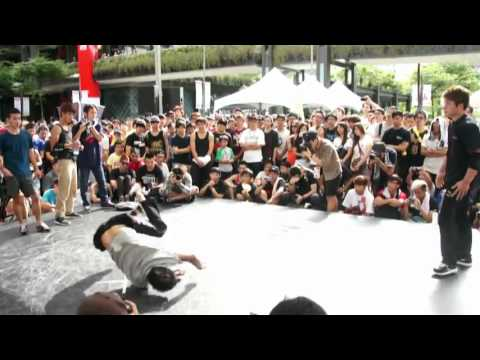 Challenge Cup Power Move 7 To Smoke Final Battle 2012