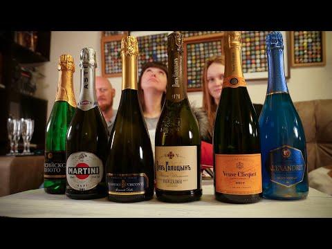 Вкусовщина(18+): Шампанское, Игристое вино.
