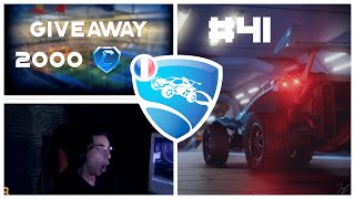 IRYZER A UNE CHANCE INCROYABLE !! (+2000 CRÉDITS A GAGNER) - BEST OF ROCKET LEAGUE FRANCE