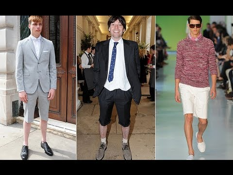Shorts Suits: Would You Wear This To Work?