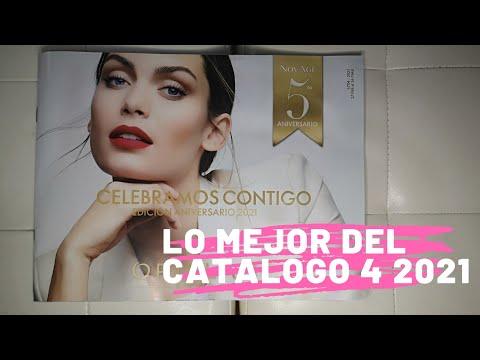 CATALOGO 4 ORIFLAME 2021