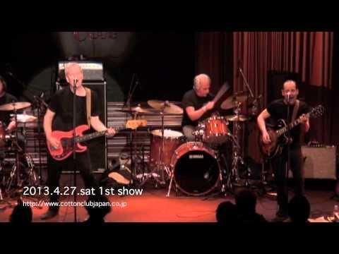 THE PETE BEST BAND : LIVE @ COTTON CLUB JAPAN  (Apr.27-29,2013)