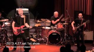 THE PETE BEST BAND : LIVE @ COTTON CLUB JAPAN  (Apr.27-29,2013)