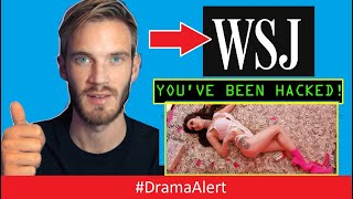 pewdiepie-fans-hack-the-wall-street-journal-dramaalert-worst-music-video-of-all-time